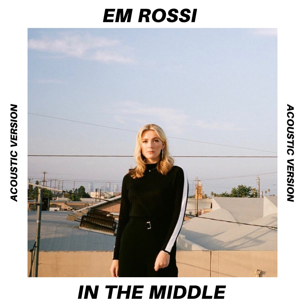 em rossi in the middle acoustic